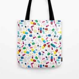 Happy Pills Tote Bag