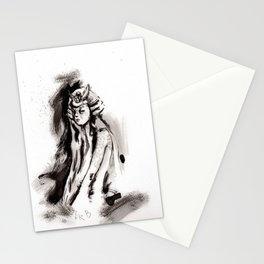 El arte de la guerra (sketch version) Stationery Cards