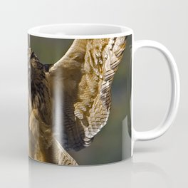Real owl Coffee Mug