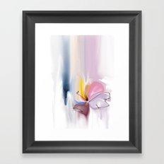 FLOWER1 Framed Art Print