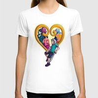 kingdom hearts T-shirts featuring Kingdom of Adventure // Adventure Time // Hearts by ⚡eizure ⚡quid ⚡tudio