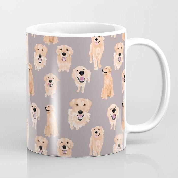Golden Retriever Kaffeebecher