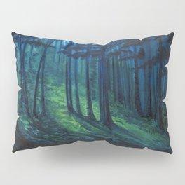 Lovely, Dark, and Deep Pillow Sham