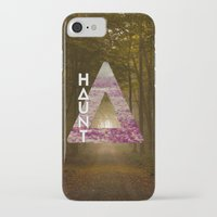 bastille iPhone & iPod Cases featuring Bastille - Haunt by Thafrayer
