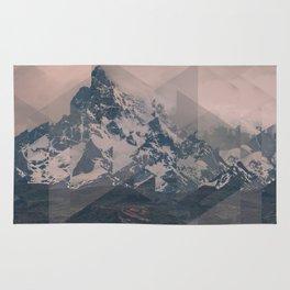 Perito Moreno COL Scattered Landscapes Rug
