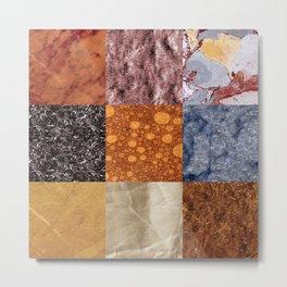 Abstract #473 Metal Print