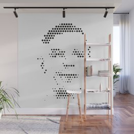 ALAN TURING | Legends of computing Wall Mural