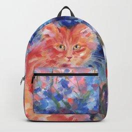 Ginger Blue Backpack