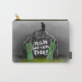 Rock & Roll Never die! Carry-All Pouch