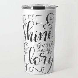 Rise and Shine Travel Mug