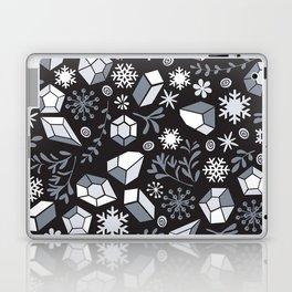 Winter diamonds Laptop & iPad Skin