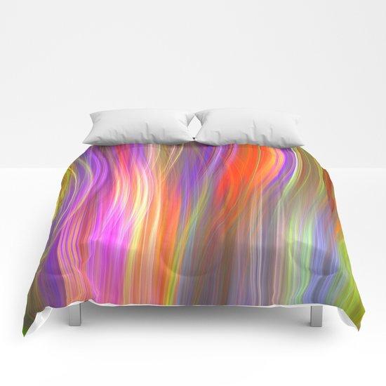 Colour streams II Comforters