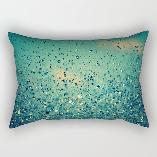 Lullaby, Just Close Your Eyes Rectangular Pillow