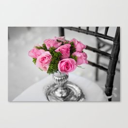 Flowers of Motherly Love Canvas Print