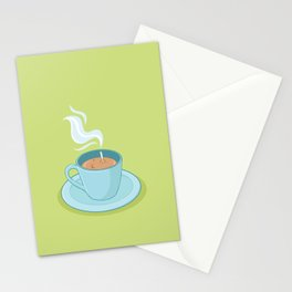 Hot Coffee, Not! Stationery Cards