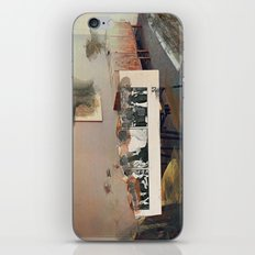 Vintage Victims iPhone & iPod Skin