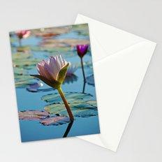 Lotus Blossom Flower 13 Stationery Cards