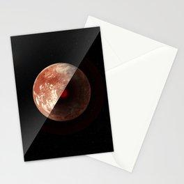 Star Trek 2009 Minimalist Poster Stationery Cards
