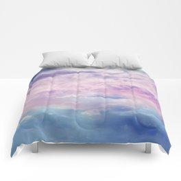 Cloud Trippin' Comforters