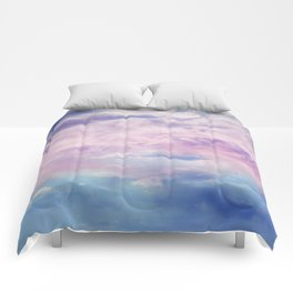 Cloud Trippin' Comforters