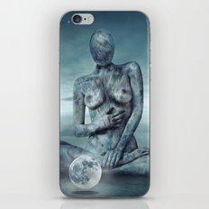 Mrs. Moon iPhone Skin