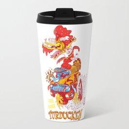 Free range turducken Travel Mug