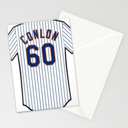 P.J. Conlon Jersey Stationery Cards