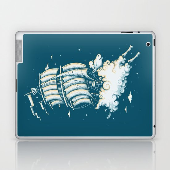 Shipped Away Laptop & iPad Skin