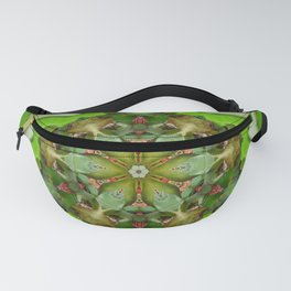 Laughing Grass Hoppers Fanny Pack