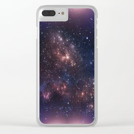 I Feel It Closing In Clear iPhone Case
