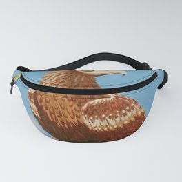 Where eagles fly Fanny Pack