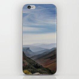 Hawksbill Mountain iPhone Skin