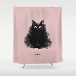 Duster Shower Curtain