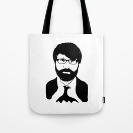chuck klosterman Tote Bag