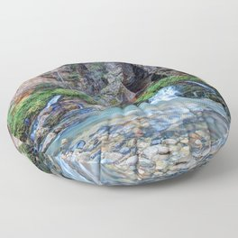 The Big Spring Two Floor Pillow