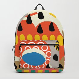 The sorcery of color n° 1 Backpack