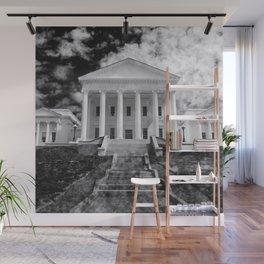 Virginia State Capitol Wall Mural