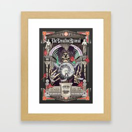 CreativeReveal - The Brand Guru (Variant Ver.) Framed Art Print