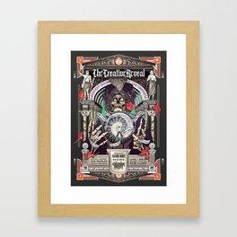 CreativeReveal - The Brand Guru (Variant Ver.) Framed Art Print