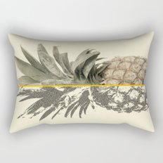 Double Pineapple Rectangular Pillow