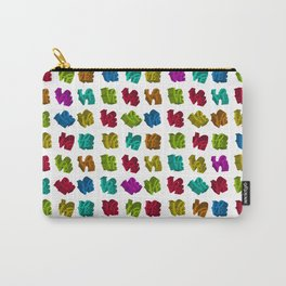 Rainbow 3D LOVE Iconic design Carry-All Pouch