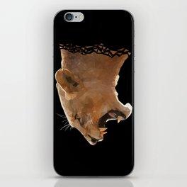 Lion Roar iPhone Skin