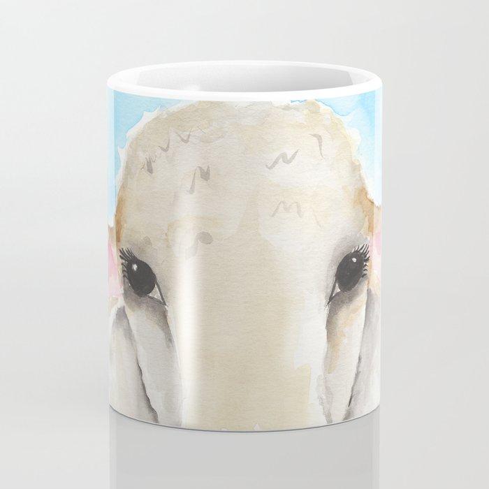 Little Lambs Eat Ivy Coffee Mug