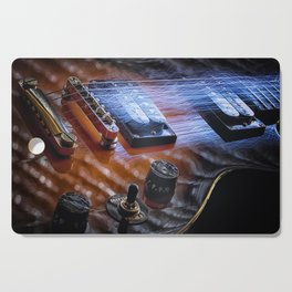The Power of Music Cutting Board