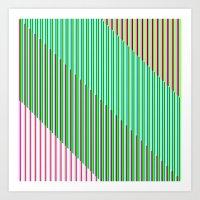 pulp Art Prints featuring Pulp by Cotase Ltd