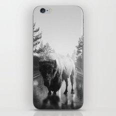 Street Walker III iPhone & iPod Skin