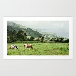 Azores 3 Art Print