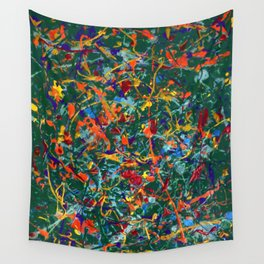 Transmogrification Wall Tapestry