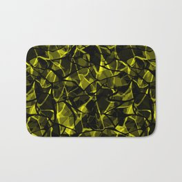 Abstract 31 camouflage Bath Mat