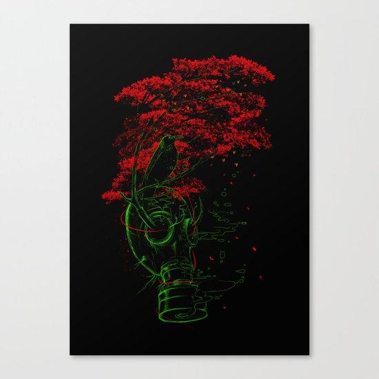 Breath II Canvas Print